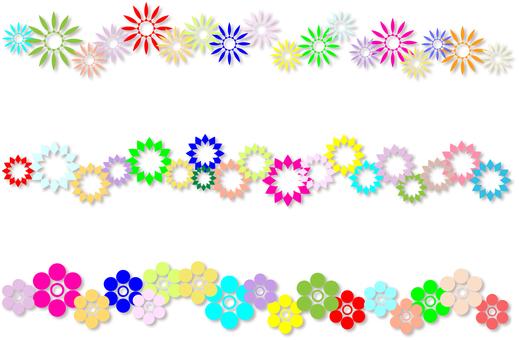 Flower line 01
