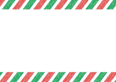 Stripe frame 10