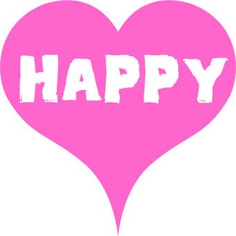 HAPPY Pink 1