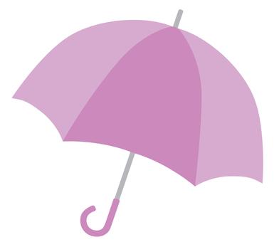 Umbrella 01 purple
