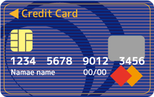 Credit card 11