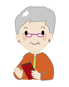 Senior smartphone 2 women