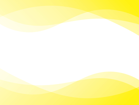 Background wave yellow