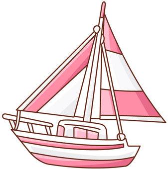 QT Vehicle yacht 2 color 2
