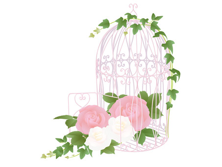 Flower cage