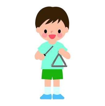Children who triangle triangle