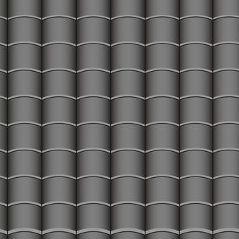 瓦のパターン