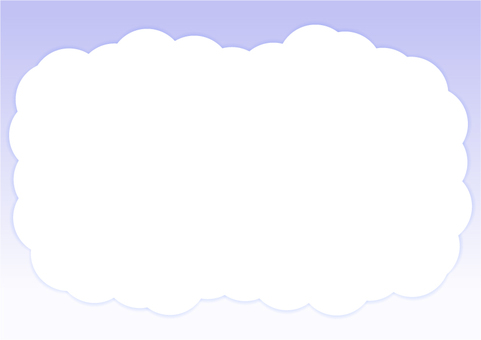 Simple clouds -3