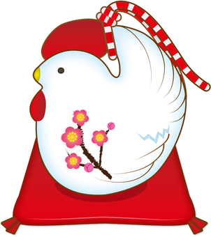 Rooster of margarito
