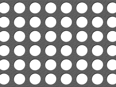 하드 펀치 구멍 배경 · 벽지 · 커터 소재