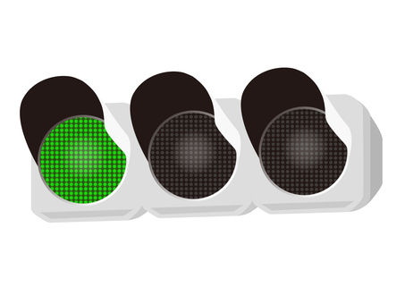 Signal is green