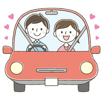 A couple of couples who drive dating
