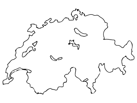 Swiss terrain