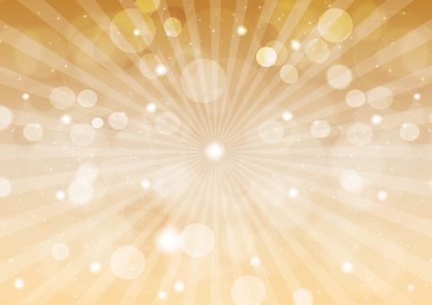 Gold sparkling 4