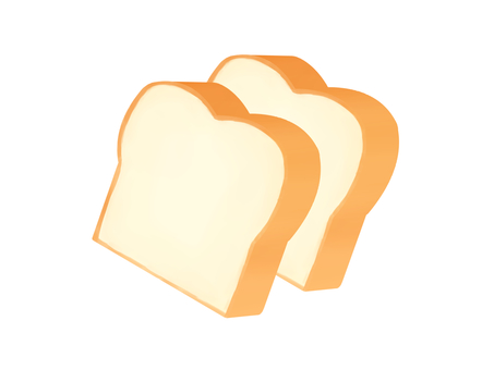 Bread (sliced)
