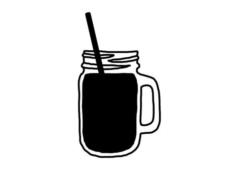 Drink that entered the jar