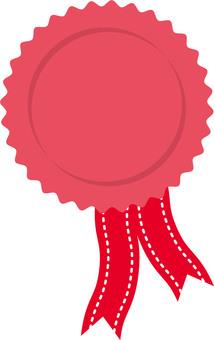Medal Pink 1