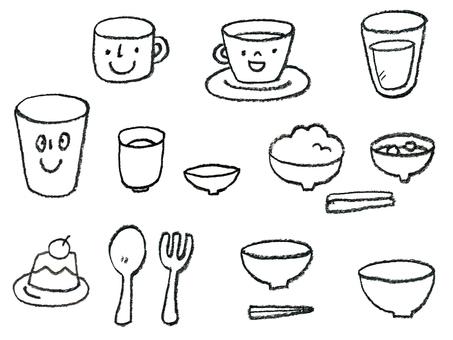 Dietary illustration