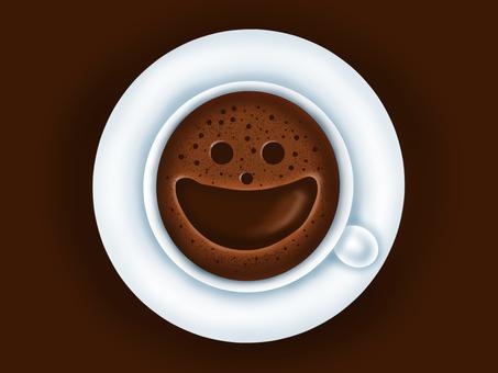 Coffee character