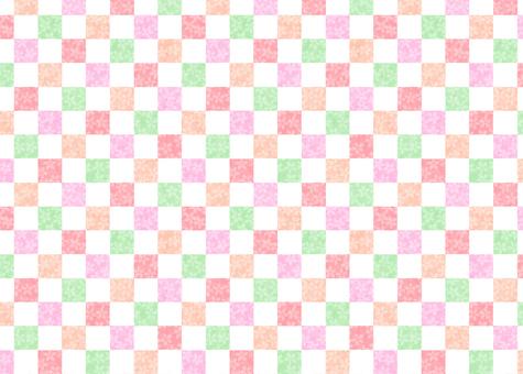 Cherry checkered multicolor ⑤