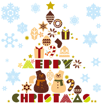 Christmas sweet tree