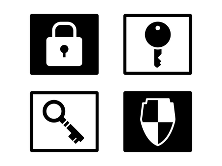 Security icon [1]