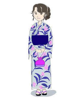Yukata - female