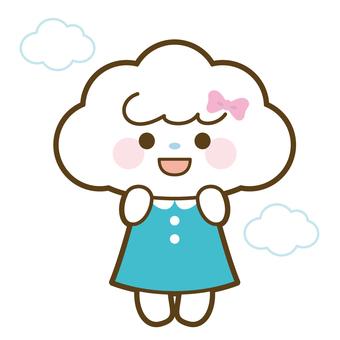 날씨 · 습기 캐릭터