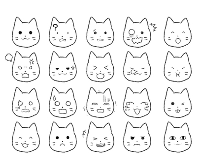 Cat expression set