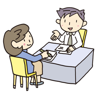 Consultation desk