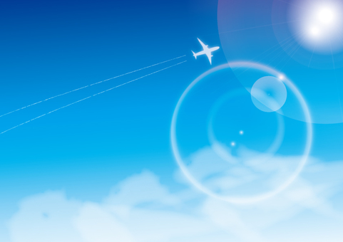 A blue sky illustration illustration blue sky 2