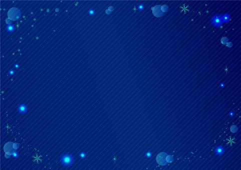 Winter sparkling background 01 - 02