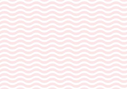 Wavy background (pink)