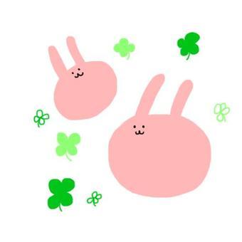 토끼 클로버
