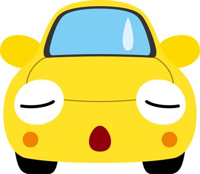 Car compact sad