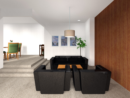 Living / dining (interior 4)