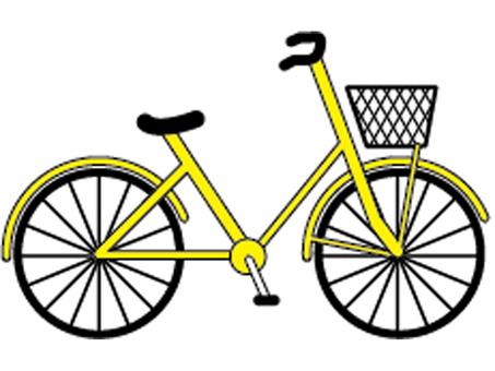 bicycle_yellow
