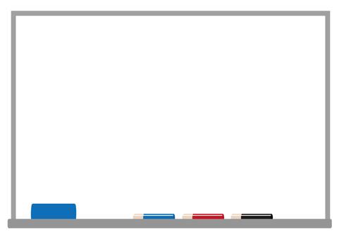 Whiteboard frame