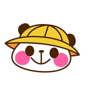 Panda's child
