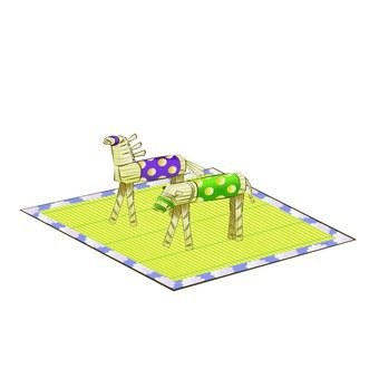 Seishin horse