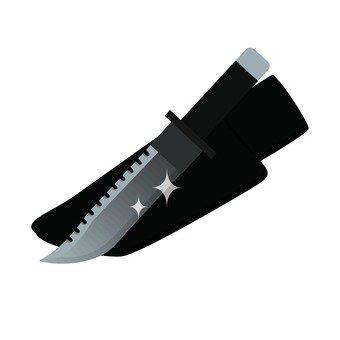 Survival knife 3