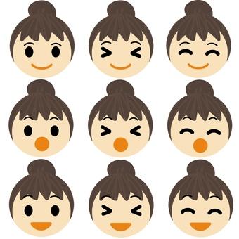 Dumplings head girl
