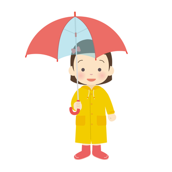 Girl wearing a kappa