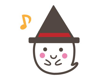 ハロウィン☆おばけ