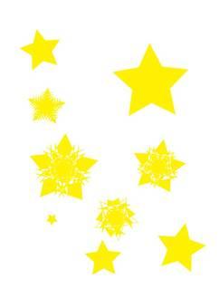 별과 진눈깨비