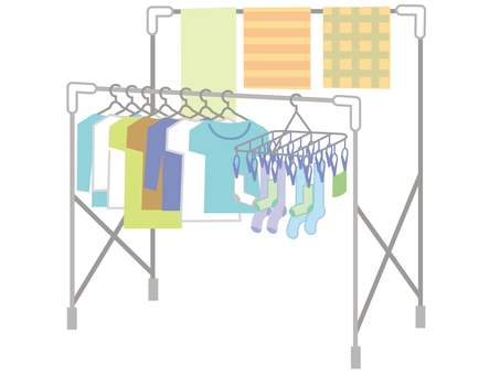 Laundry clothes
