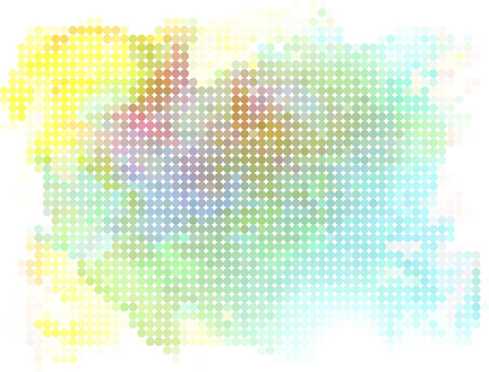 Dot texture - colorful