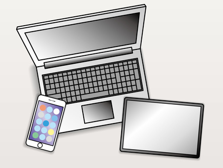 PC operation (170) PC smartphone tab