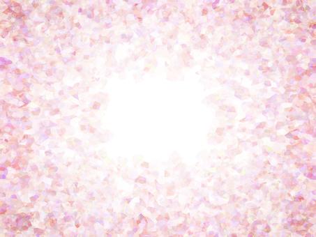 Mixing dots 70 (pink)