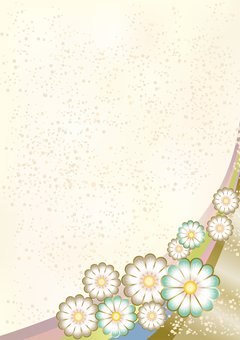 New Year's Pattern Chrysanthemum 11